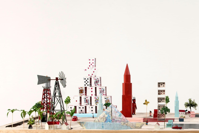 LOS PASOS PERDIDOS, Centre International pour la Ville, L'Architecture, et le Paysage, Brussels, Belgium, Roberto Behar & Rosario Marquardt, R & R Studios, Georgy John