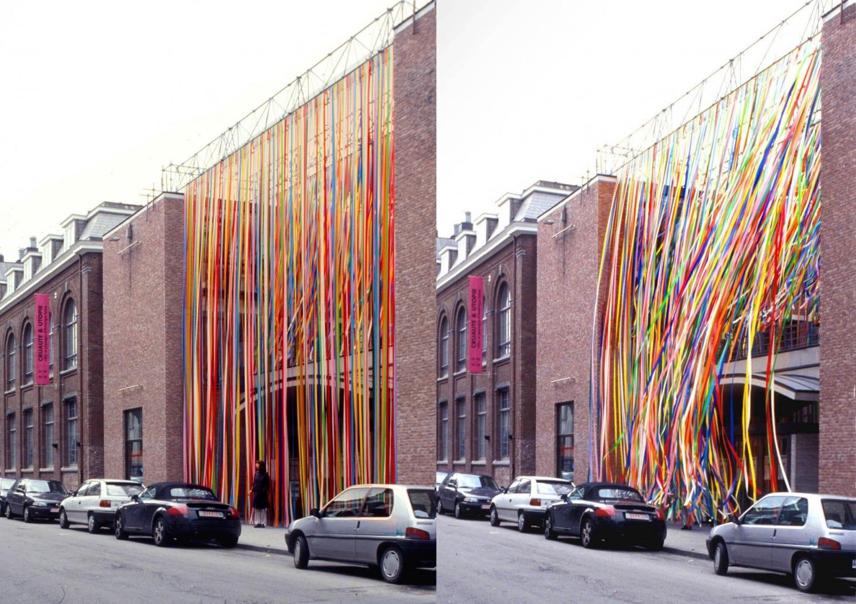 CRUAUTE ET UTOPIE: R & R Studios, Roberto Behar & Rosario Marquardt, Centre International pour la Ville, L'Architecture, et le Paysage, Brussels, Belgium, Art installtion
